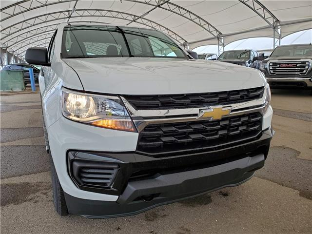 2021 Chevrolet Colorado WT (Stk: 187112) in AIRDRIE - Image 1 of 27