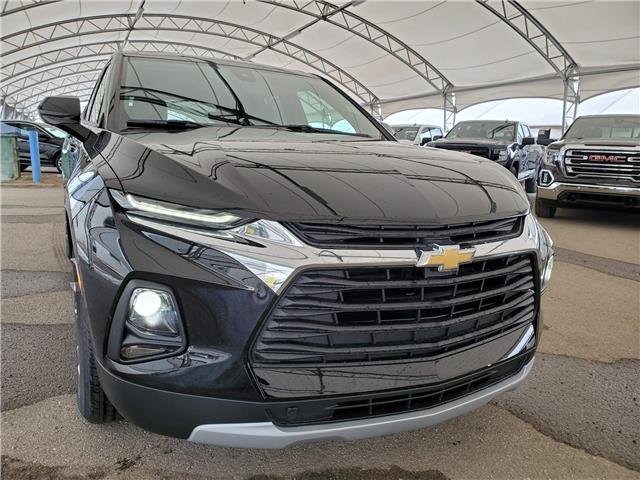 2021 Chevrolet Blazer LT (Stk: 188514) in AIRDRIE - Image 1 of 28