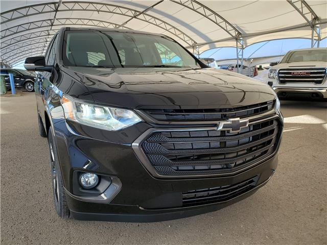 2021 Chevrolet Traverse Premier (Stk: 188897) in AIRDRIE - Image 1 of 38