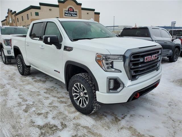 2021 GMC Sierra 1500 AT4 (Stk: 188688) in AIRDRIE - Image 1 of 4
