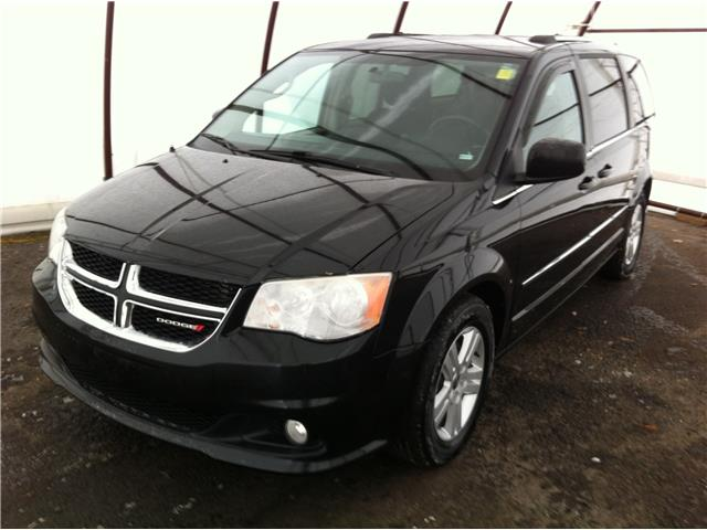 2013 Dodge Grand Caravan Crew (Stk: A8489B) in Ottawa - Image 1 of 20