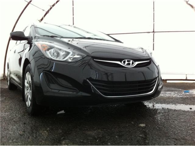 2016 Hyundai Elantra GL (Stk: 190052A) in Ottawa - Image 1 of 18