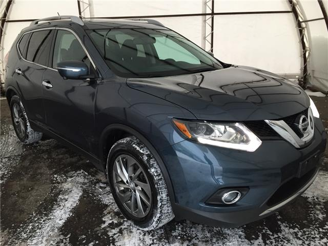 2014 Nissan Rogue SL (Stk: D8577A) in Ottawa - Image 1 of 24