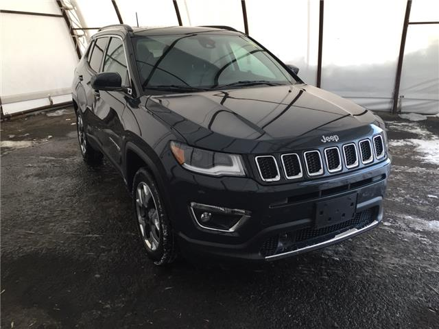 2018 Jeep Compass Limited (Stk: R8579A) in Ottawa - Image 1 of 25
