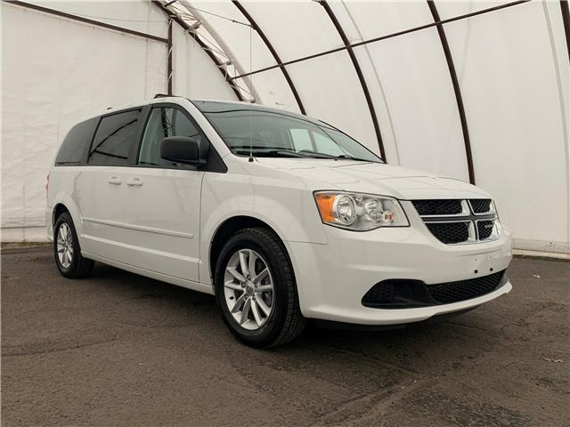 2017 Dodge Grand Caravan CVP/SXT (Stk: A8633A) in Ottawa - Image 1 of 30