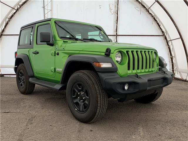2019 Jeep Wrangler Sport (Stk: 200201A) in Ottawa - Image 1 of 28