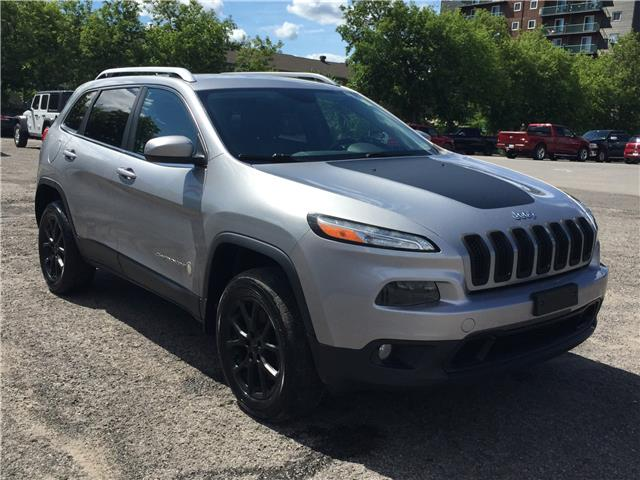 2014 Jeep Cherokee North (Stk: 190380A) in Ottawa - Image 1 of 22