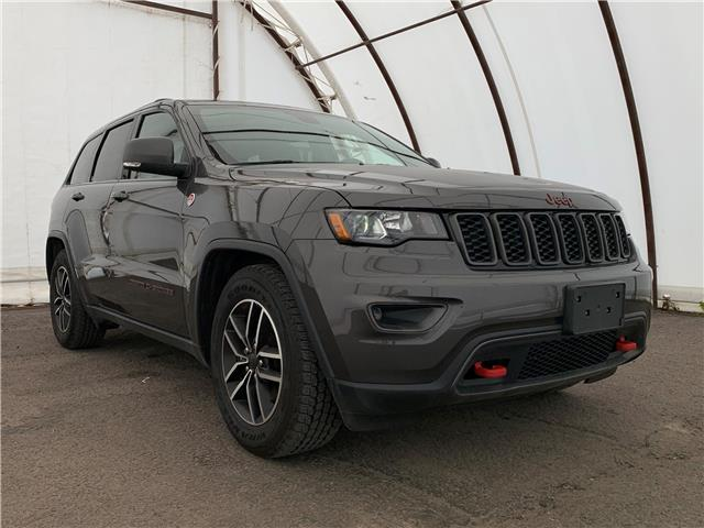 2019 Jeep Grand Cherokee Trailhawk (Stk: R8655A) in Ottawa - Image 1 of 30