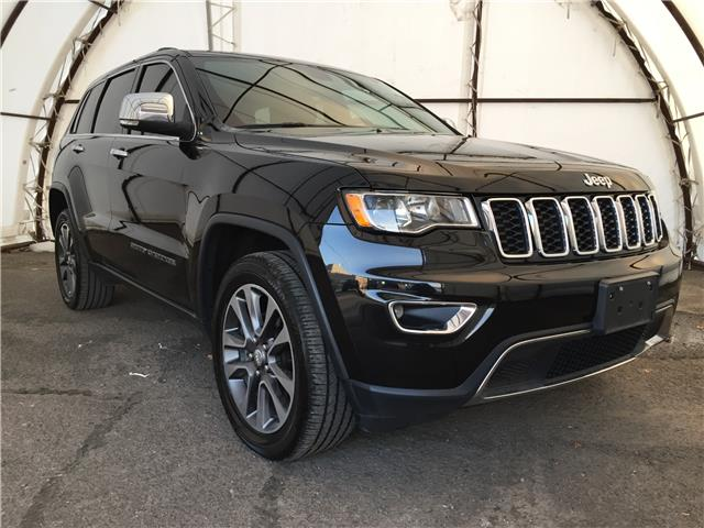 2018 Jeep Grand Cherokee Limited (Stk: A8679A) in Ottawa - Image 1 of 28