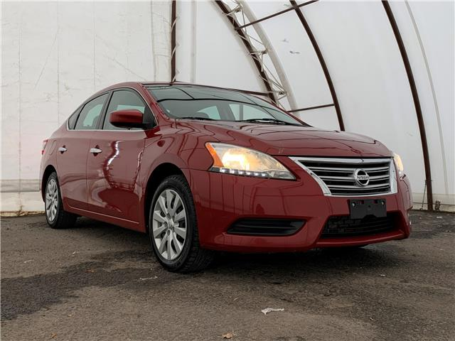 2014 Nissan Sentra  (Stk: D8445E) in Ottawa - Image 1 of 29