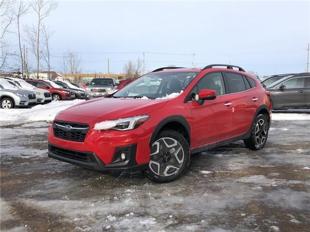 2020 Subaru Crosstrek Limited (Stk: 20SB160) in Innisfil - Image 1 of 15
