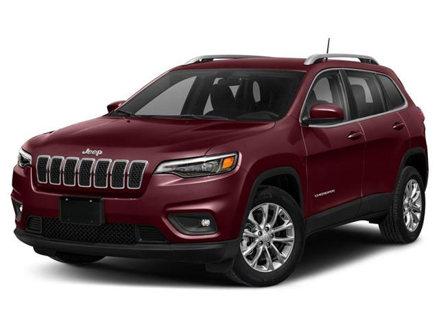 2020 Jeep Cherokee Trailhawk (Stk: D8674A) in Ottawa - Image 1 of 9