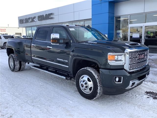 2019 GMC Sierra 3500HD Denali (Stk: 19-2003) in Listowel - Image 1 of 11