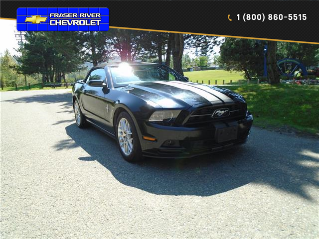 2014 Ford Mustang V6 Premium (Stk: 9791A) in Quesnel - Image 2 of 23
