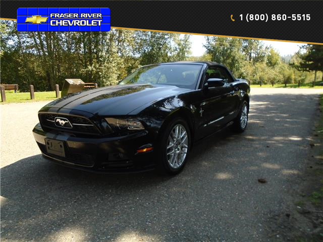 2014 Ford Mustang V6 Premium (Stk: 9791A) in Quesnel - Image 1 of 23