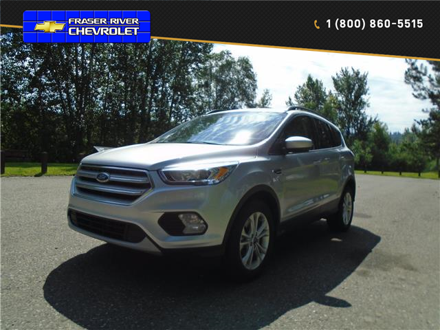 2018 Ford Escape SEL (Stk: 9787) in Quesnel - Image 1 of 27