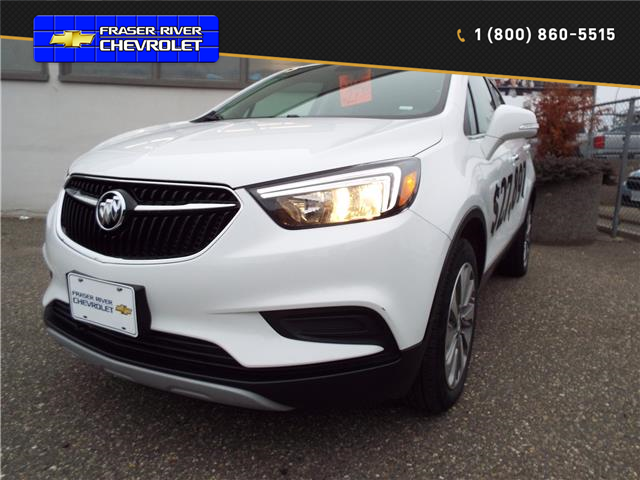 2019 Buick Encore Preferred (Stk: 8709) in Quesnel - Image 2 of 25