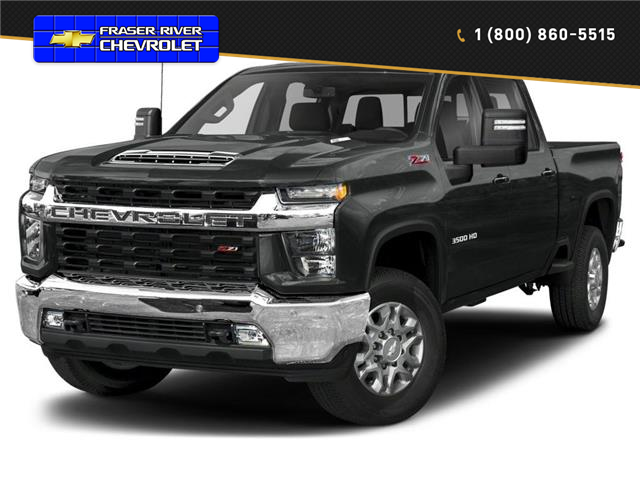 2020 Chevrolet Silverado 3500HD LTZ (Stk: 20012) in Quesnel - Image 1 of 9