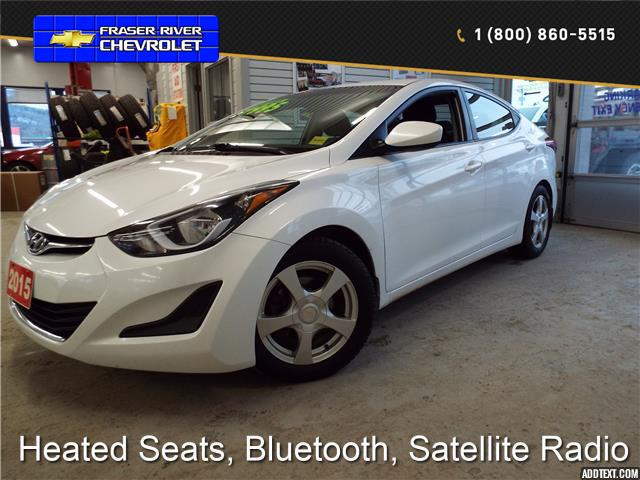 2015 Hyundai Elantra Limited (Stk: 19015A) in Quesnel - Image 1 of 21