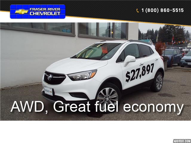 2019 Buick Encore Preferred (Stk: 8709) in Quesnel - Image 1 of 25