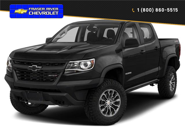 2020 Chevrolet Colorado ZR2 (Stk: 20043) in Quesnel - Image 1 of 9