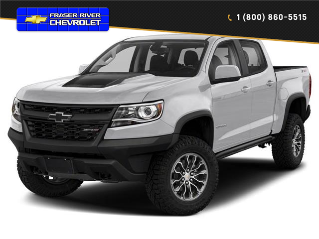 2020 Chevrolet Colorado ZR2 (Stk: 20038) in Quesnel - Image 1 of 9