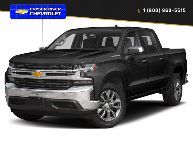 2019 Chevrolet Silverado 1500 LT Trail Boss (Stk: 19210) in Quesnel - Image 1 of 9