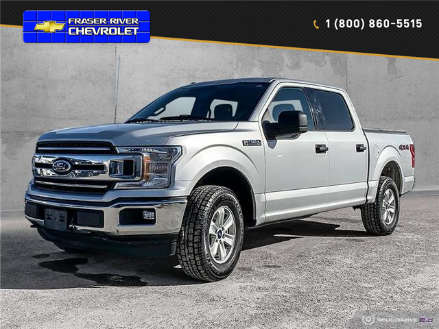2018 Ford F-150  (Stk: 9788) in Quesnel - Image 1 of 24
