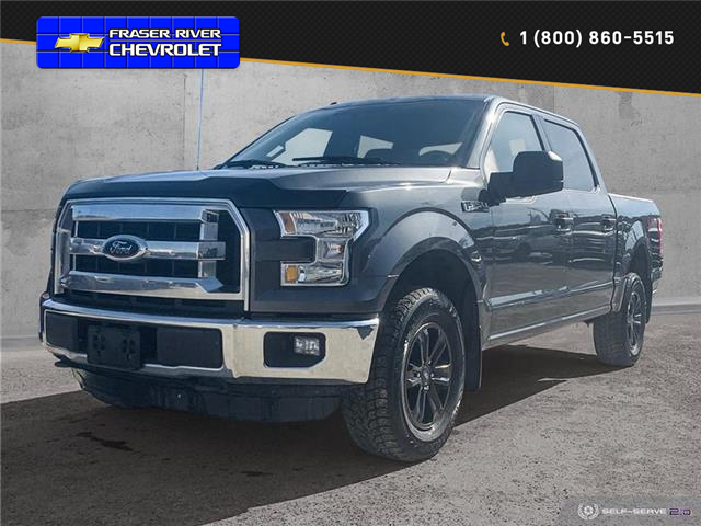 2016 Ford F-150 XLT (Stk: 19T242A) in Quesnel - Image 1 of 24