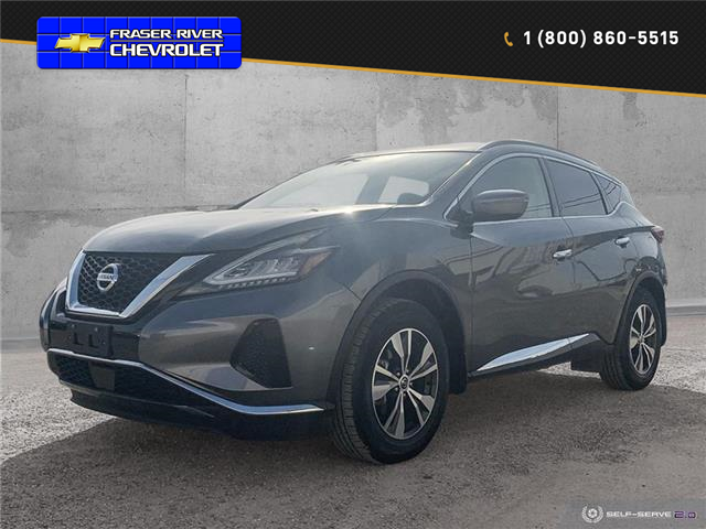 2019 Nissan Murano SV (Stk: 9826) in Quesnel - Image 1 of 25