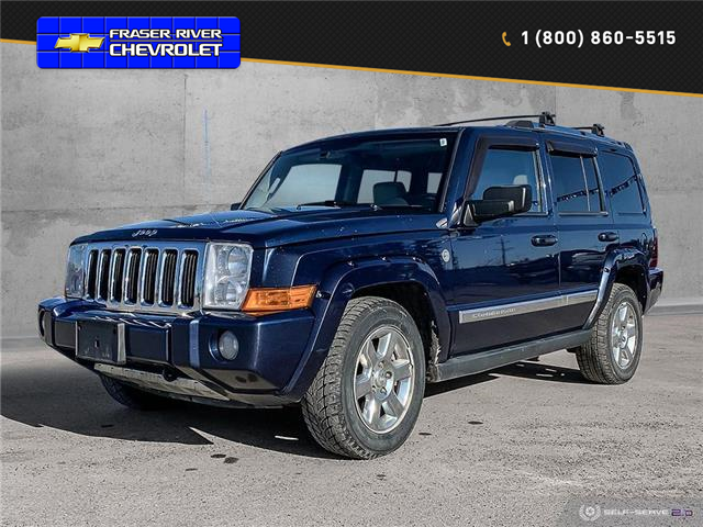 2006 Jeep Commander Limited (Stk: 4287A) in Vanderhoof - Image 1 of 24
