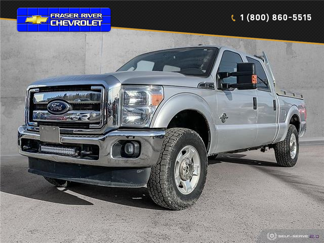 2016 Ford F-250 XLT (Stk: 4190A) in Vanderhoof - Image 1 of 24