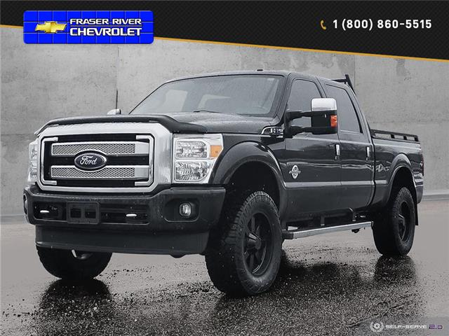 2014 Ford F-350 Lariat (Stk: 9827A) in Quesnel - Image 1 of 25