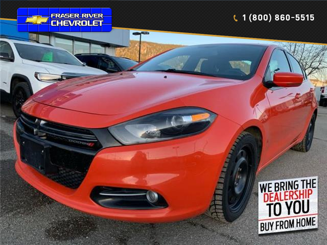 2015 Dodge Dart GT (Stk: 20T077A) in Williams Lake - Image 1 of 38