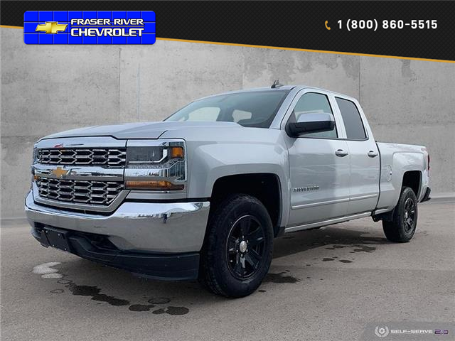 2019 Chevrolet Silverado 1500 Double 4x4 Custom / Standard Box (w / Nqh) (Stk: 4813A) in Vanderhoof - Image 1 of 22