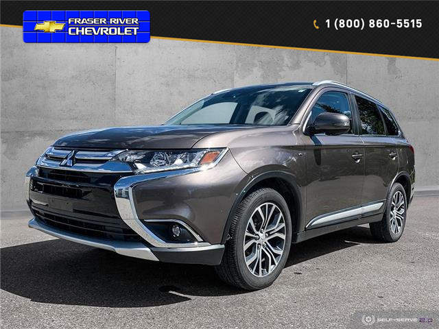 2018 Mitsubishi Outlander GT (Stk: 4830A) in Vanderhoof - Image 1 of 25