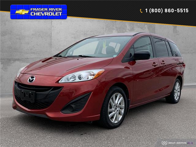 2013 Mazda Mazda5 GS (Stk: 20T043A) in Quesnel - Image 1 of 25
