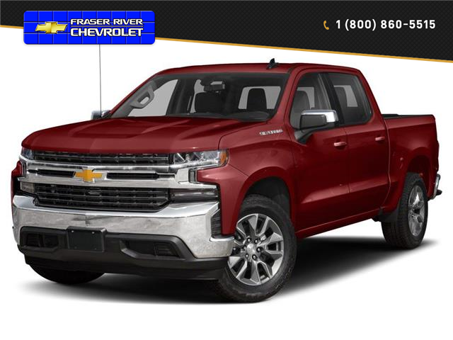 2020 Chevrolet Silverado 1500 LT Trail Boss (Stk: 20065) in Quesnel - Image 1 of 9