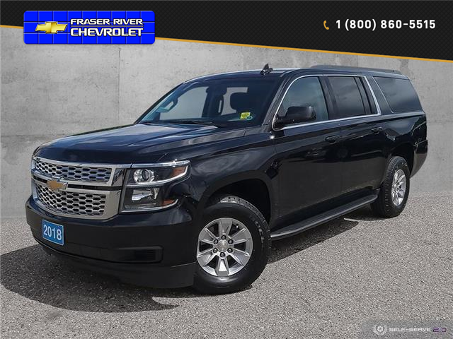 2018 Chevrolet Suburban LS (Stk: 20093A) in Quesnel - Image 1 of 24