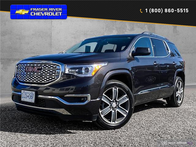 2017 GMC Acadia Denali (Stk: 8697) in Quesnel - Image 1 of 25