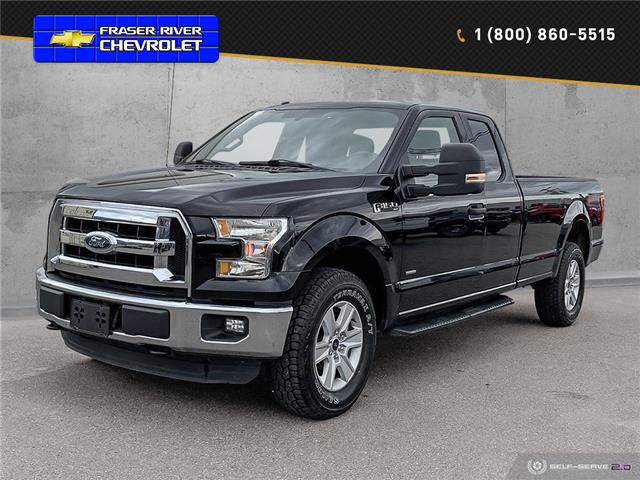 2016 Ford F-150 XLT (Stk: 20T137A) in Quesnel - Image 1 of 25