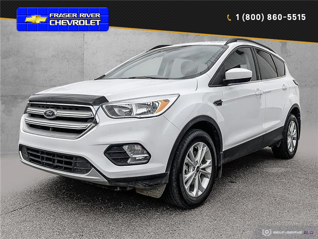 2018 Ford Escape SE (Stk: 9851) in Quesnel - Image 1 of 25