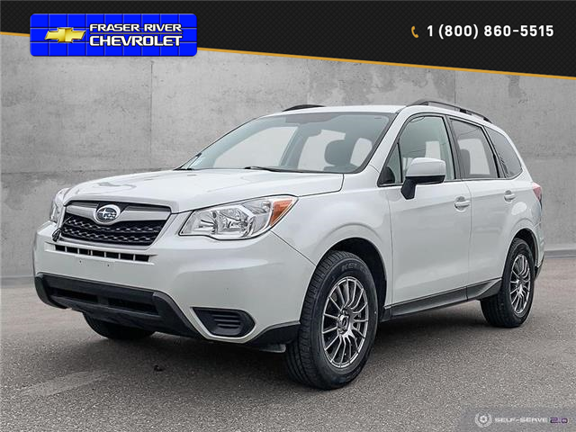 2014 Subaru Forester 2.5i (Stk: 20T097B) in Quesnel - Image 1 of 25