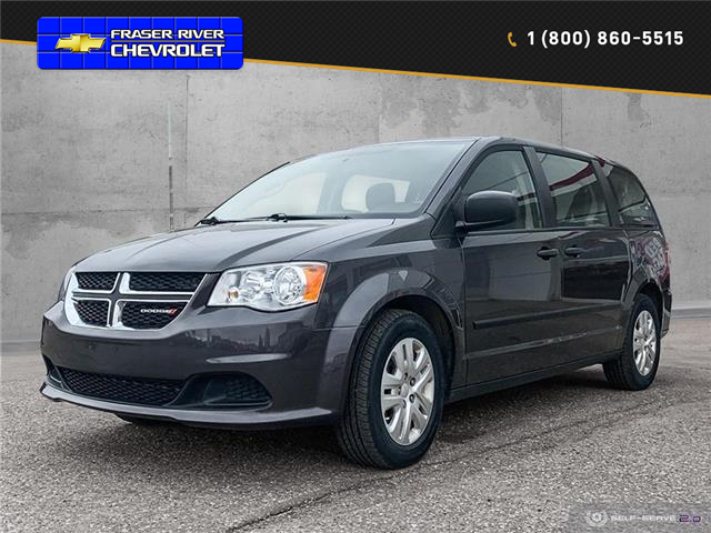 2015 Dodge Grand Caravan SE/SXT (Stk: 2092B) in Dawson Creek - Image 1 of 25