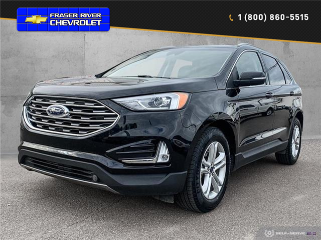 2019 Ford Edge SEL (Stk: 9862) in Quesnel - Image 1 of 24
