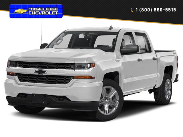 2018 Chevrolet Silverado 1500 Silverado Custom (Stk: 20T247A) in Williams Lake - Image 1 of 9
