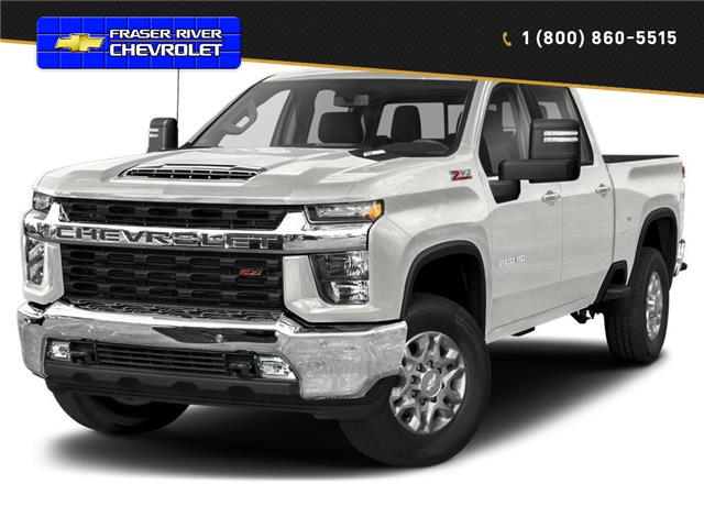 2021 Chevrolet Silverado 3500HD LTZ (Stk: 21011) in Quesnel - Image 1 of 9