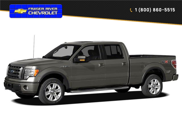 2011 Ford F-150  (Stk: 20T180A) in Quesnel - Image 1 of 1