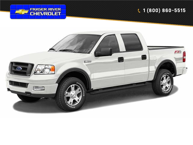 2007 Ford F-150  (Stk: 21041A) in Quesnel - Image 1 of 2