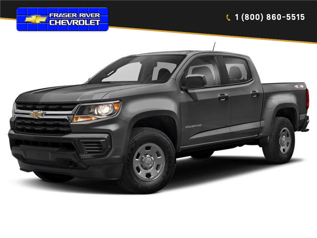 2021 Chevrolet Colorado ZR2 (Stk: 21023) in Quesnel - Image 1 of 1